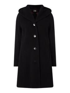 Płaszcz Christian Berg Woman Selection w stylu casual z wełny