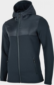 Granatowa bluza Outhorn z plaru