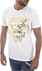 T-shirt Goldenim Paris w młodzieżowym stylu