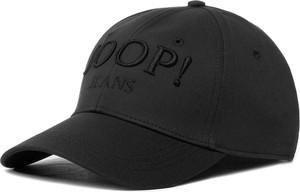 Czarna czapka Joop! Jeans