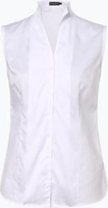 Bluzka Franco Callegari z dekoltem w kształcie litery v bez rękawów