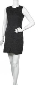 Czarna sukienka Etam mini