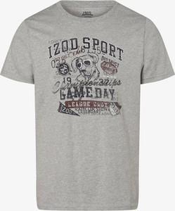 T-shirt Izod z krótkim rękawem