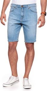 Spodenki Wrangler w stylu casual z jeansu