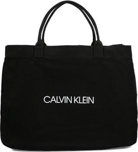 a9434c56d569f Torebka Calvin Klein duża