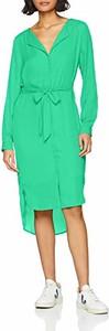 Sukienka amazon.de z długim rękawem midi w stylu casual