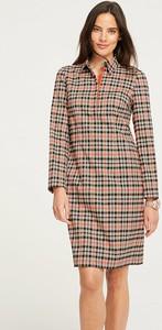 Sukienka Heine mini koszulowa w stylu casual