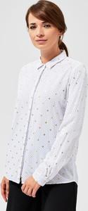 Koszula Moodo z kołnierzykiem z długim rękawem