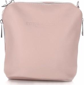 Różowa torebka torbs