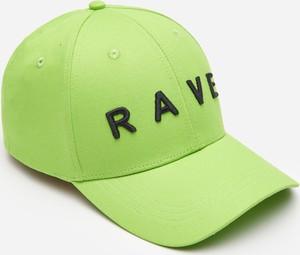 Zielona czapka House