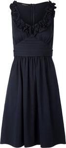Sukienka Apart bez rękawów rozkloszowana mini