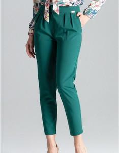 Zielone spodnie LENITIF