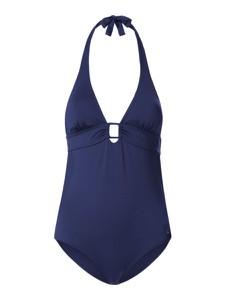Granatowy strój kąpielowy S.Oliver Red Label