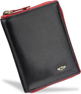 b04552957b850 portfel męski na suwak - stylowo i modnie z Allani