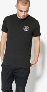 Czarny t-shirt new era