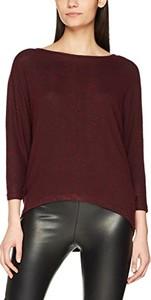 Brązowa bluzka New Look