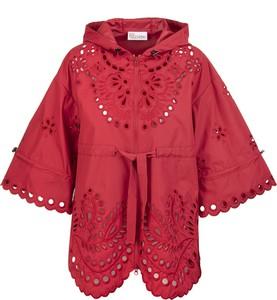 Kurtka Red Valentino w stylu casual krótka