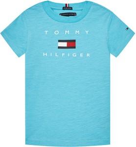 Koszulka dziecięca Tommy Hilfiger dla chłopców
