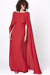 Czerwona sukienka Etxart & Panno maxi