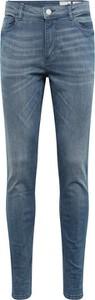 Jeansy Review w street stylu z jeansu