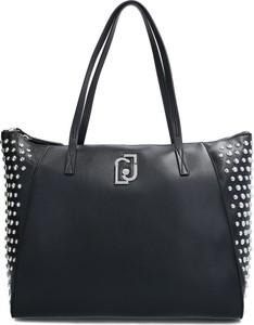 Czarna torebka Liu-Jo duża