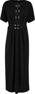 Sukienka Diesel z krótkim rękawem
