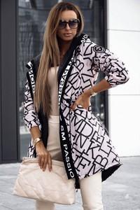 Płaszcz Shopaholics Dream w stylu casual