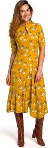 Sukienka Merg w stylu casual