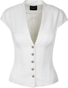 Bluzka Guess by Marciano w młodzieżowym stylu z krótkim rękawem