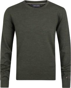 Sweter Tommy Hilfiger (wszystkie Linie) z wełny w stylu casual