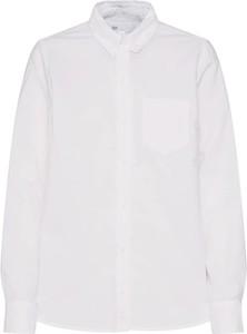 Koszula Gap z bawełny z długim rękawem z kołnierzykiem