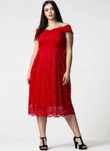 3d6bcab85a sukienka na wesele rozmiar 48 - stylowo i modnie z Allani