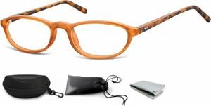 Stylion Okulary Oprawki Zerówki na korekcję Wąskie Szybkie Sunoptic CP131D
