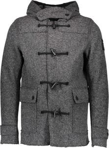 Płaszcz męski Replay z wełny w stylu casual
