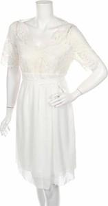 Sukienka Sara' rozkloszowana z dekoltem w kształcie litery v