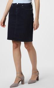 Spódnica Marie Lund z jeansu w stylu casual