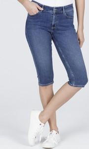 Niebieskie jeansy Cross Jeans w stylu casual