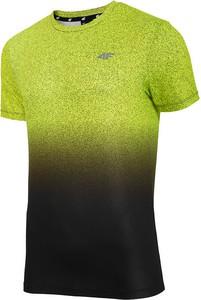 Zielona koszulka 4F