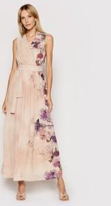 Sukienka Rinascimento z dekoltem w kształcie litery v