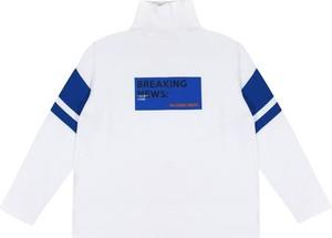 Bluza LOCAL HEROES krótka z bawełny