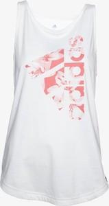 Bluzka Adidas z okrągłym dekoltem