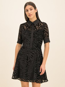 Czarna sukienka Guess mini