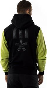 Czarna bluza Mlimited z bawełny