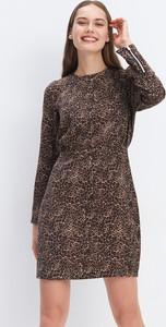 Sukienka Mohito z okrągłym dekoltem mini
