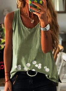 Zielona bluzka Sandbella