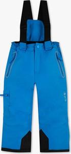 Niebieskie spodnie dziecięce Rodeo