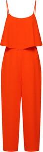 Pomarańczowy kombinezon New Look z tkaniny