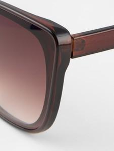 Brązowe okulary damskie QUIOSQUE