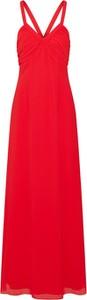 Sukienka Vila z szyfonu