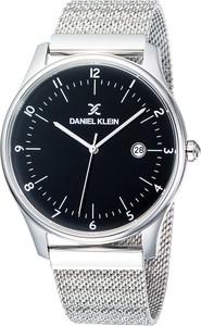 Zegarek męski Daniel Klein 11971 - srebrny